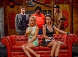 Тази вечер: Поредно звездно нашествие на пазарджишката театрална сцена