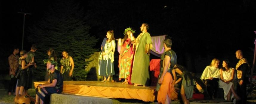 Паталеница: Отново Шекспир под открито небе