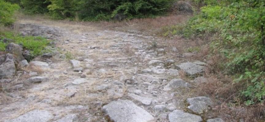 Съботни маршрути: Жабя крепост издигала снага над Брацигово, днес върху зидовете растат дървета