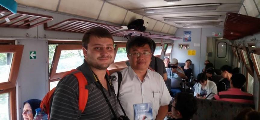 Тайванска група пристигна за теснолинейката