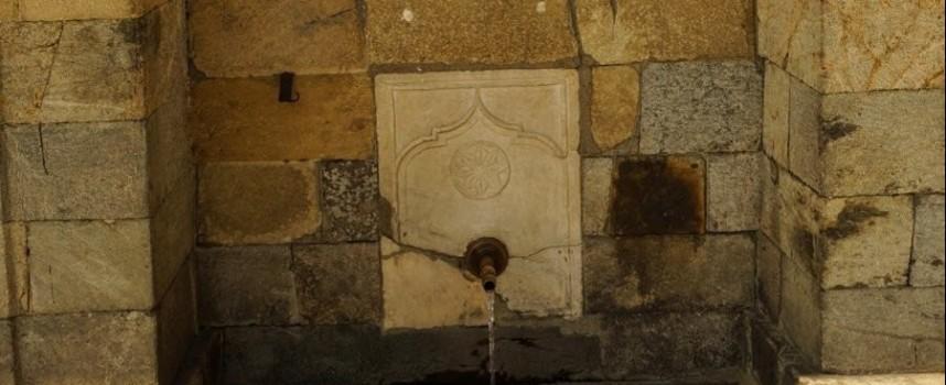 Водоснабдяването идва в Пазарджик през 1748 г. от Айше султан