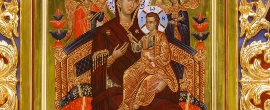 На 16 юли: Покровът и одеждите на Света Богородица идват в Пловдив