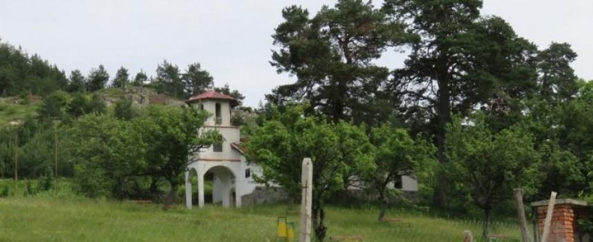 Равногор: Останките от древен манастир се крият на връх Свети Илия