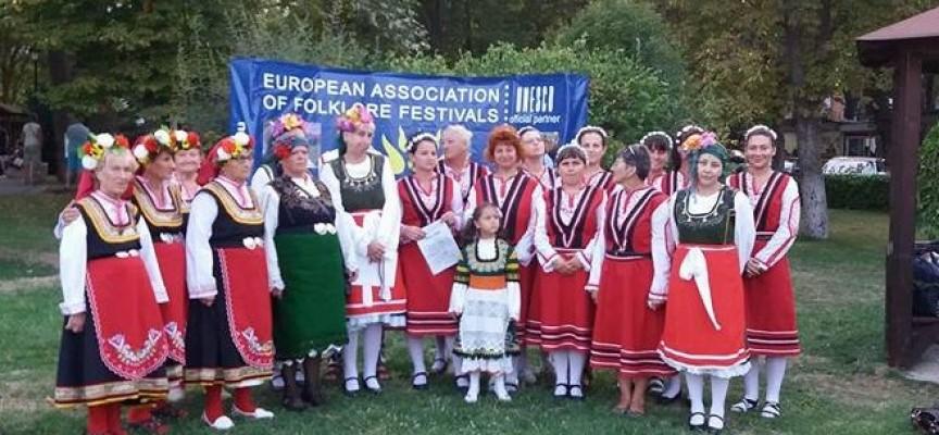 """През октомври: """"Тракийско цвете"""" и """"Братанче"""" заминават на фолклорен фест в Белград"""