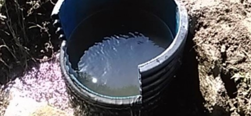 Възстановиха водопровод за поливане в село Симеоновец