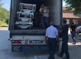 Велинград: Австрийска фондация дари легла на общинската болница