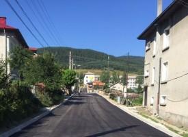 Сърница: Асфалтират отсечка от пътя за Орлино и улици