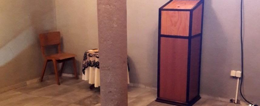 """Кутия за писма до Св. Серафим Софийски отвориха в параклиса """"Св. Архангели"""""""