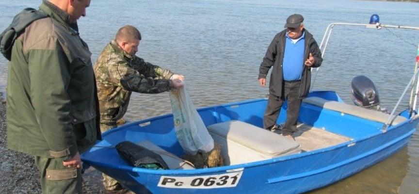 За юли: По суша и вода инспектори спасиха 145 кг. риба на Доспат и Батак