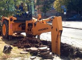 Авария спря водата в Козарско