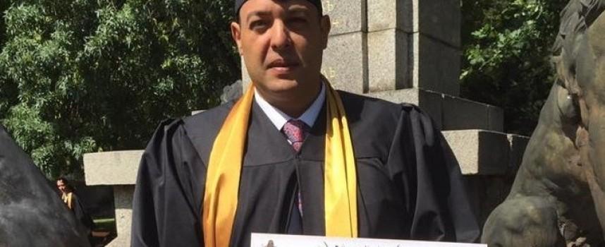 Светска хроника: Трендафил Величков се дипломира във Военната академия