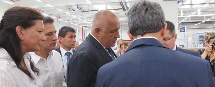 Бойко Борисов: Ние нямаме безработица, има липса на работна ръка