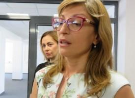 Екатерина Захариева: Днес е историческа дата за отношенията ни с Македония