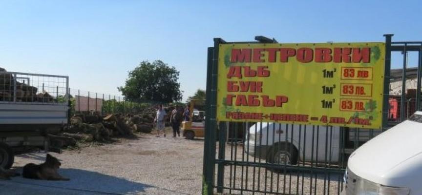 В Пазарджик: Плащаме 83 лева за кубик дърва за огрев