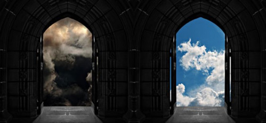Време за литуратура: Ад и Рай
