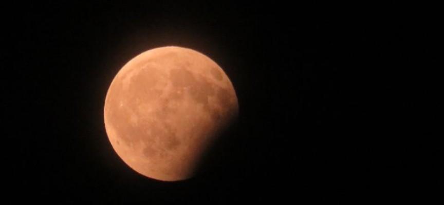 """Вдигни очи: Тази вечер """"кървава Луна"""" и Марс в опозиция"""