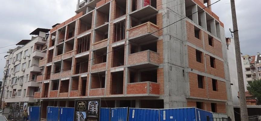 Отчитаме ръст в новите сгради през трето тримесечие на 2017 г.