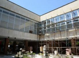 Пазарджик: Сменят дограмата на галерията и музея