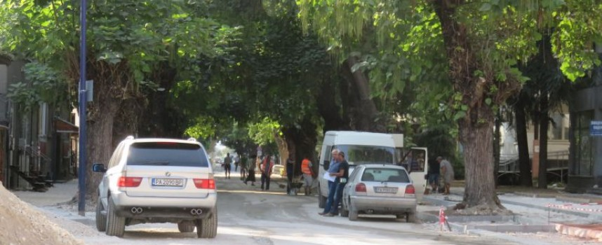 "Затвориха бул.""Ал. Стамболийски"" до кръстовището с ул. ""Градинарска"""
