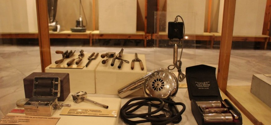 Иди и виж: Техниката у  дома, сто години назад