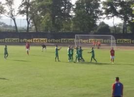 Хебър поведе с 1:0 срещу ЦСКА 1948