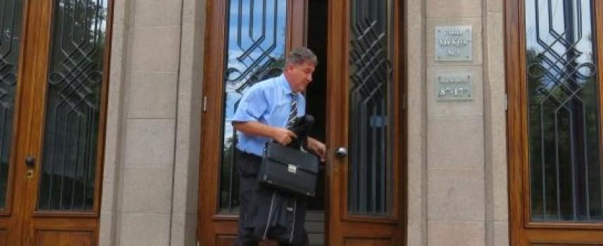 Шефът на РУ – Септември също се срещна с Цацаров