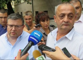 "Виноградец: 126  гилзи от газов пистолет открити в ресторант ""Градина"""