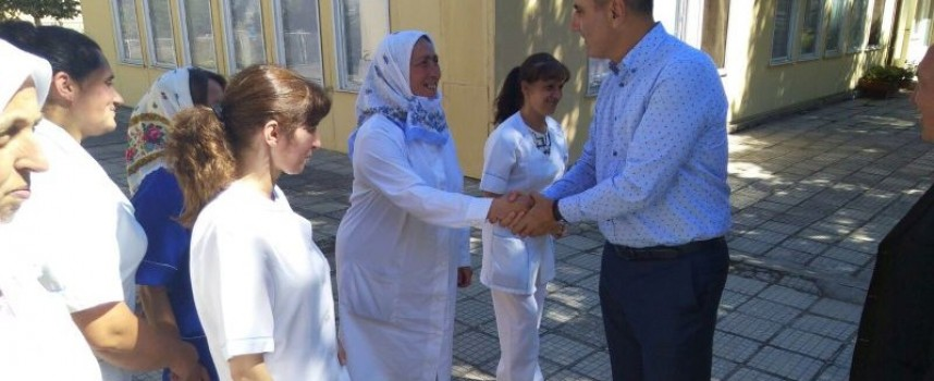 Цветан Цветанов: Строим нова детска градина в Драгиново, образованието е наш основен приоритет