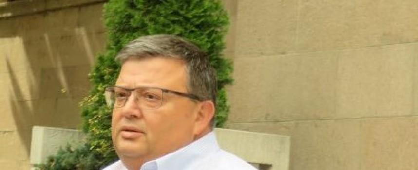 Сотир Цацаров разпореди проверка на БАБХ, ето защо