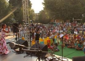 Септември: Крисия, Графа, Ритон и Фондацията ни веселиха на празника на града