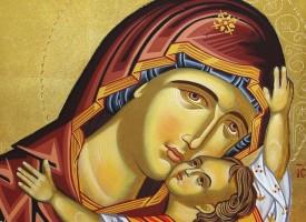 Малка Богородица е, запалете свещица за здраве на семейството си