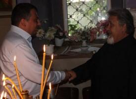 В Ковачево:  Кметът на Септември даде обяд по повод Рождество Богородично