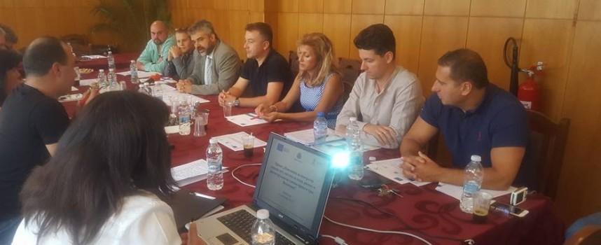 Велинград: Представиха проекта за новата централна градска визия