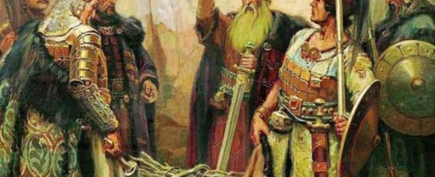 """Третокласниците в Пазарджик тръгват на училище със  """"Заветът на кан Кубрат"""""""
