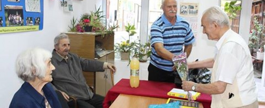 Деветдесет и пет годишен юбилей отбеляза Костадин Ваклев