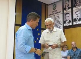 Отличници: Седем изявени спортисти и музиканти с награда от общината