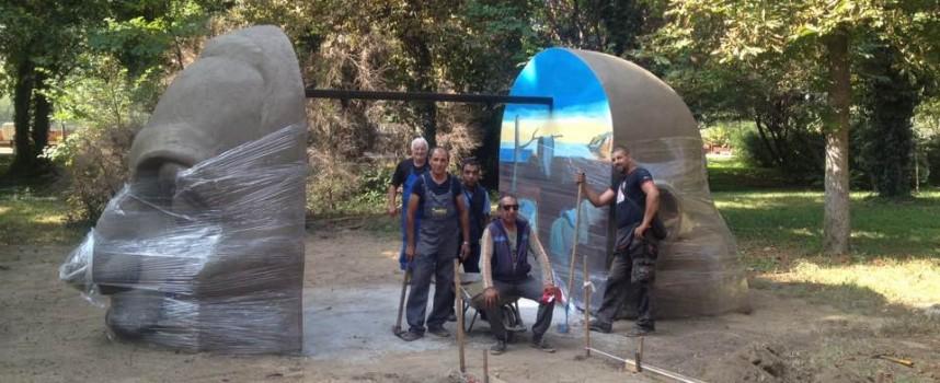 Люлката на Салвадор Дали е готова, скоро предстои откриването