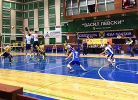 """Българските участници в турнира по волейбол изпуснаха купа """"Рьофикс"""""""