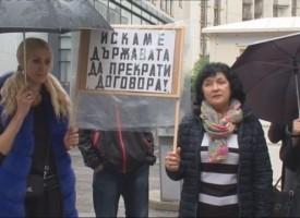 В Деня на туризма: Велинград протестира срещу волфрамовата мина