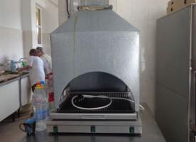 Кухнята в Домашен социален патронаж Брацигово изцяло обновена