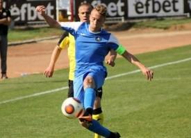 При юношите: Нашият Томислав Папазов донесе 3 точки на Левски срещу пловдивския Ботев