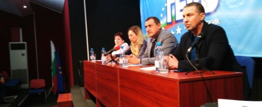 УТРЕ: Димитър Гечев с приемен ден в Пазарджик