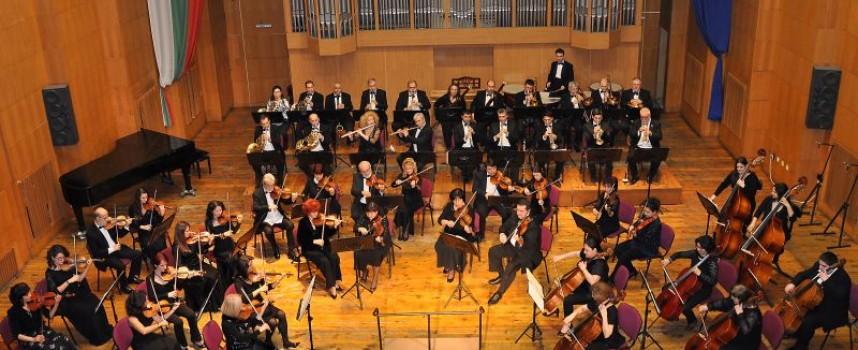 Идната сряда: Симфониците свирят Бетховен, солист Александър Марано