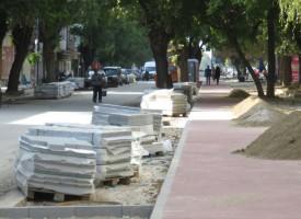 """Пазарджик: Няма да затварят ул. """"Славянска"""" към ремонтирания """"Ал.Стамболийски"""""""