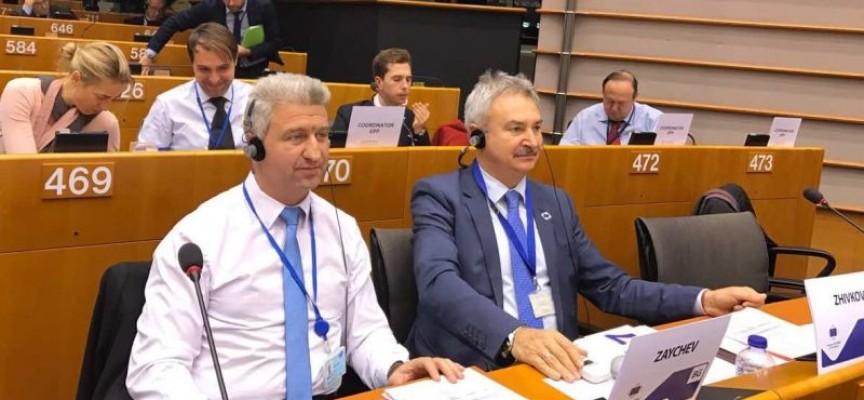 Кметът на Пещера заминава за сесия на Еврокомитета на регионите