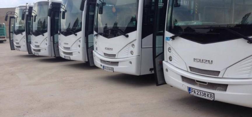 От понеделник: Влизат в сила промените в разписанието на автобусните линии, вижте