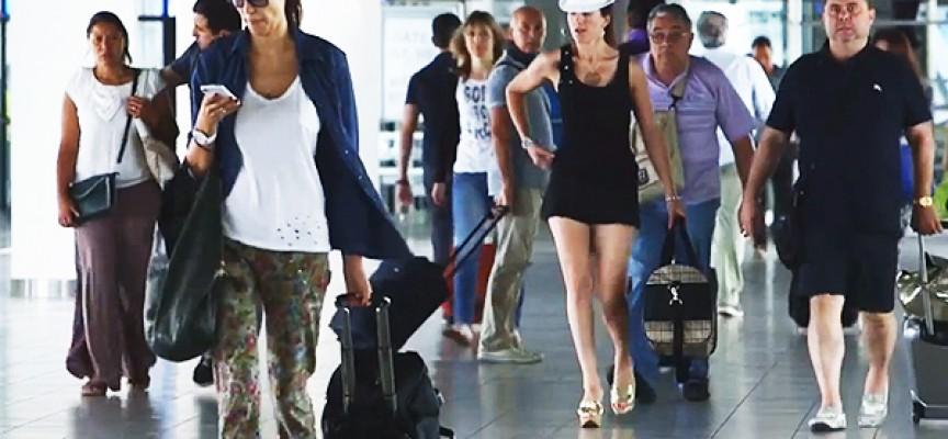 На летището: Най-често зарязваме лаптопи, телефони, фотоапарати