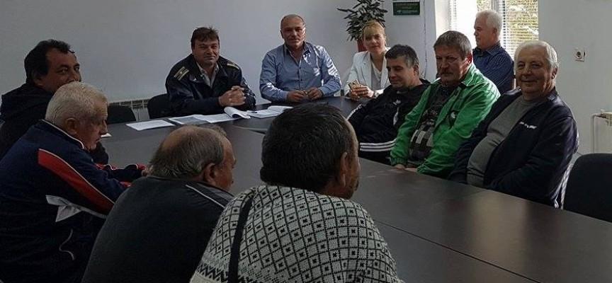 13 доброволци ще бранят община Лесичово от бедствия