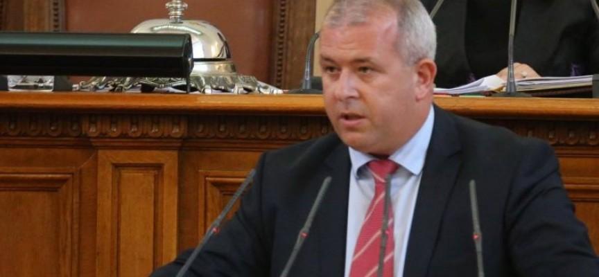 В понеделник: Депутатът Йордан Младенов ще има приемна в Пазарджик