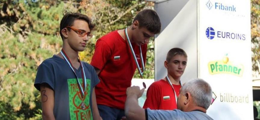 Георги Георгиев: Възпитаниците на Спортното училище с първите за годината отлични резултати